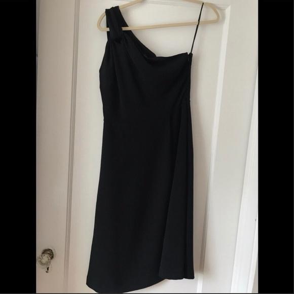 Banana Republic | Semi Formal one shoulder dress
